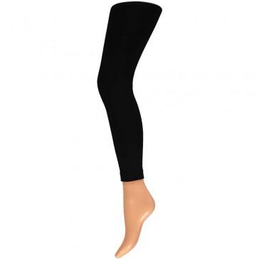 Dames thermo legging 140222 zwart