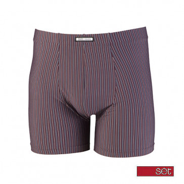 Set boxershort 18546 bordaux
