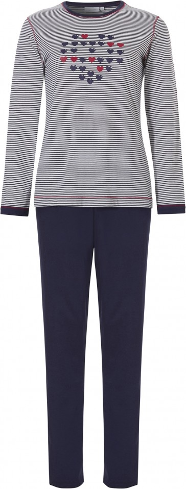 Dames pyjama Pastunette 20182-194-2