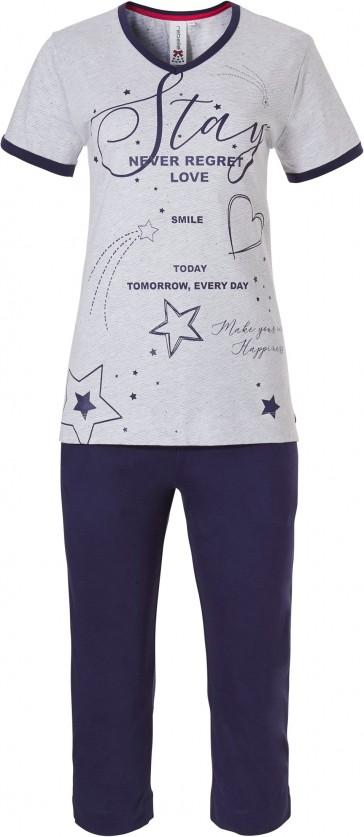 Dames pyjama Rebelle 21201-400-2