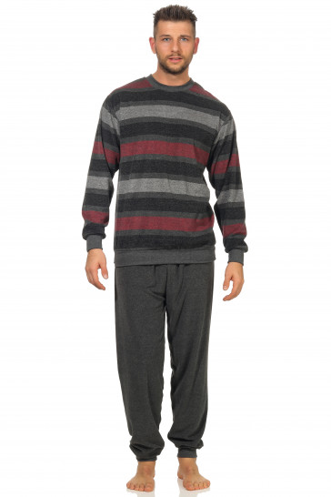 Normann heren pyjama badstof High Class 65816