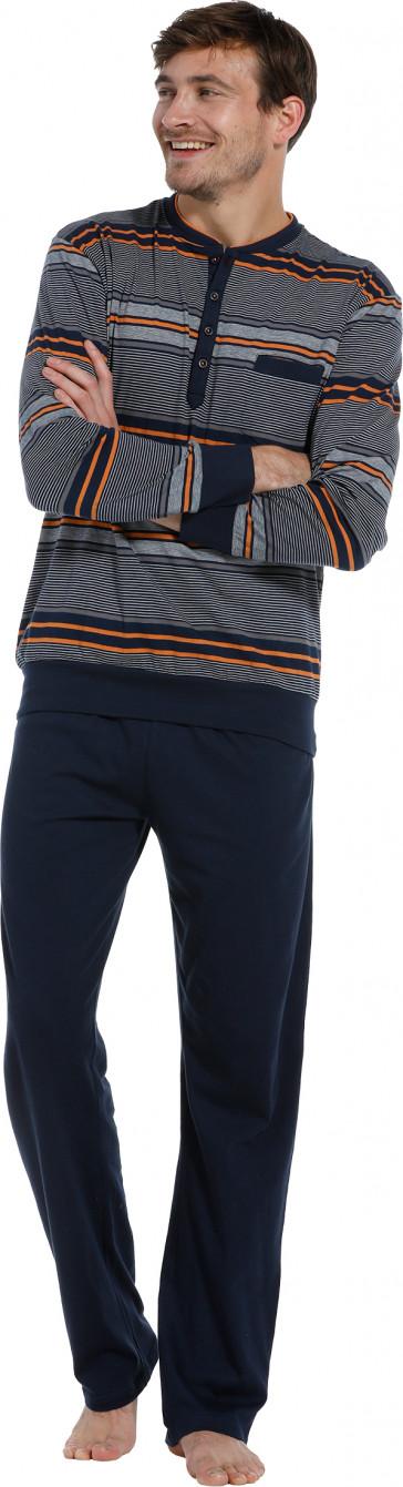 Heren pyjama Pastunette 23202-638-4