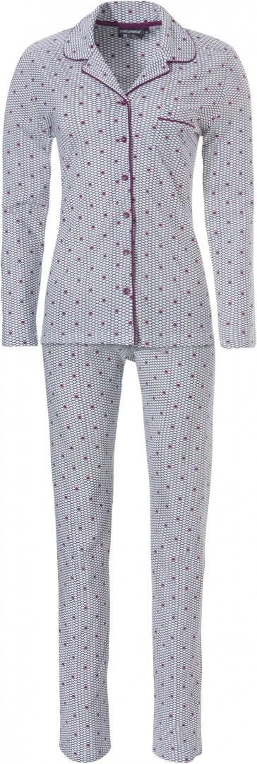 Dames Pyjama Pastunette 25192-335-6