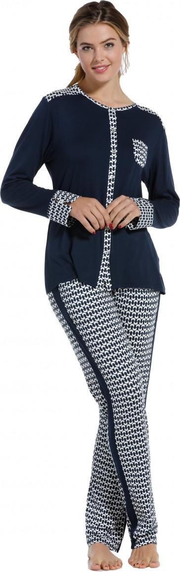 Dames pyjama Pastunette De Luxe 25202-322-6