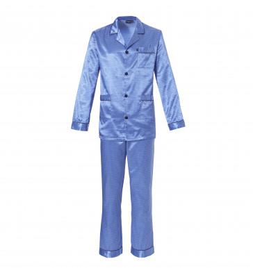 Heren pyjama Robson satijn 27182-713-6