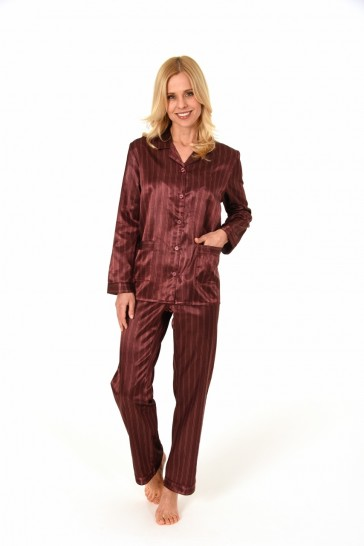 Dames pyjama Norman Satijn 94002