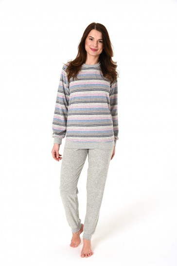 Dames pyjama badstof Creative 61967