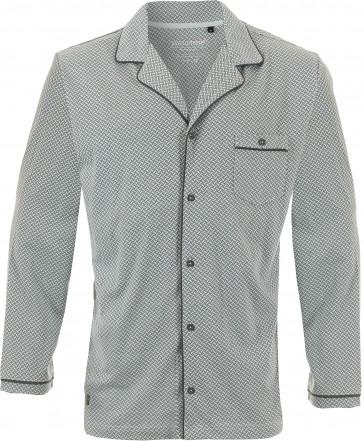 Mix & Match heren doorknoop shirt Pastunette 4399-628-6