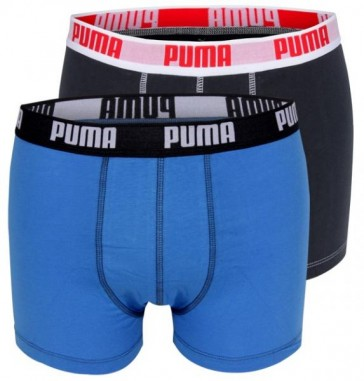 Puma 2 pak heren boxershorts 521015001 056