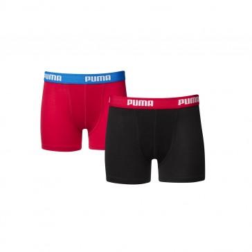 Puma jongens boxershorts 2 pak 525015001 - 210