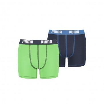 Puma jongens boxershorts 2 pak 525015001 - 686