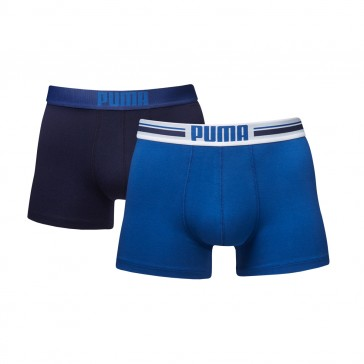 Puma 2 pak heren boxershorts 651003001 056