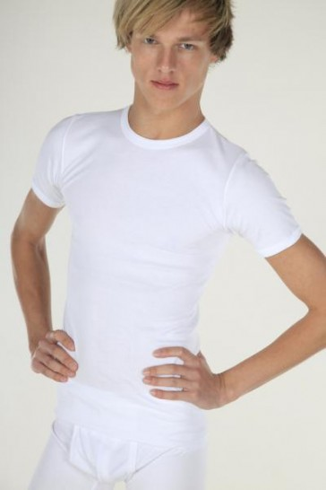 Beeren 100% katoen shirt korte mouw M3000