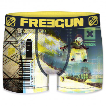 FreeGun heren boxer Snow