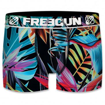 FreeGun heren boxer Tropical