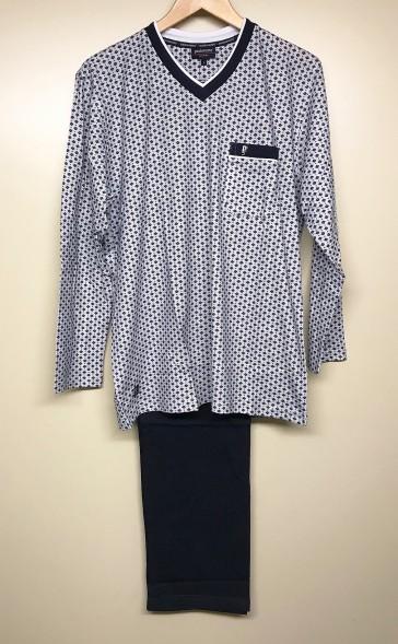 Heren pyjama Pastunette 2332-607-2