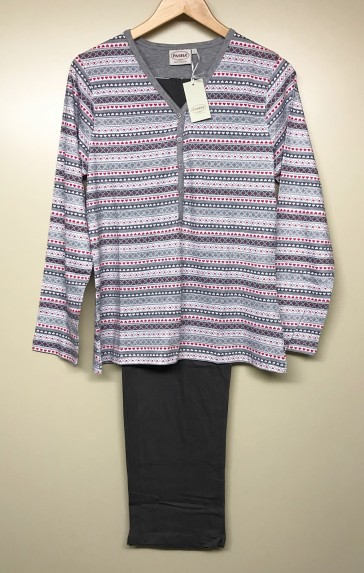 Dames pyjama Pasha 22182-518-4
