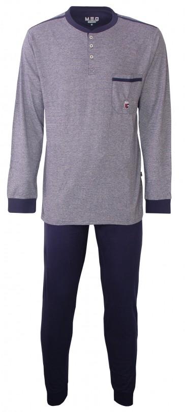Heren pyjama MEPYH 2805A