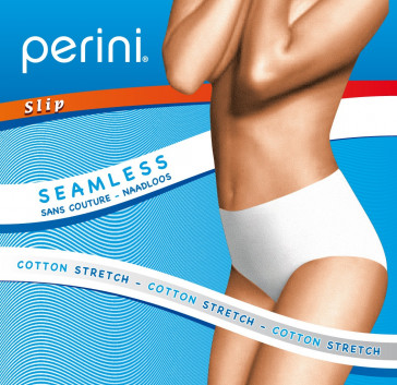 Perini cotton seamless heup slip