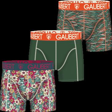Gaubert 3 pak heren boxershorts set 3