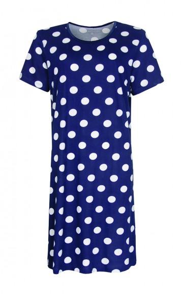 Dames nachthemd Stip