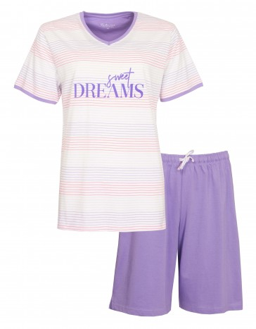 Dames shortama Dreams