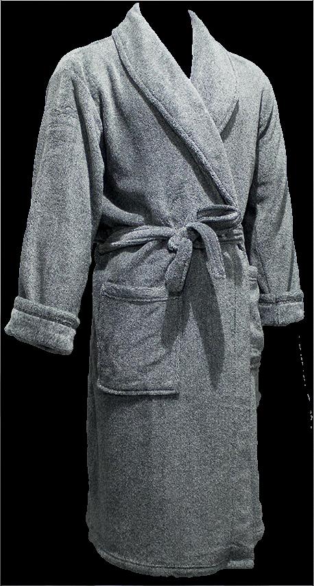5d88692ea0a Heren Badjas fleece - Heren badjassen - Badjassen