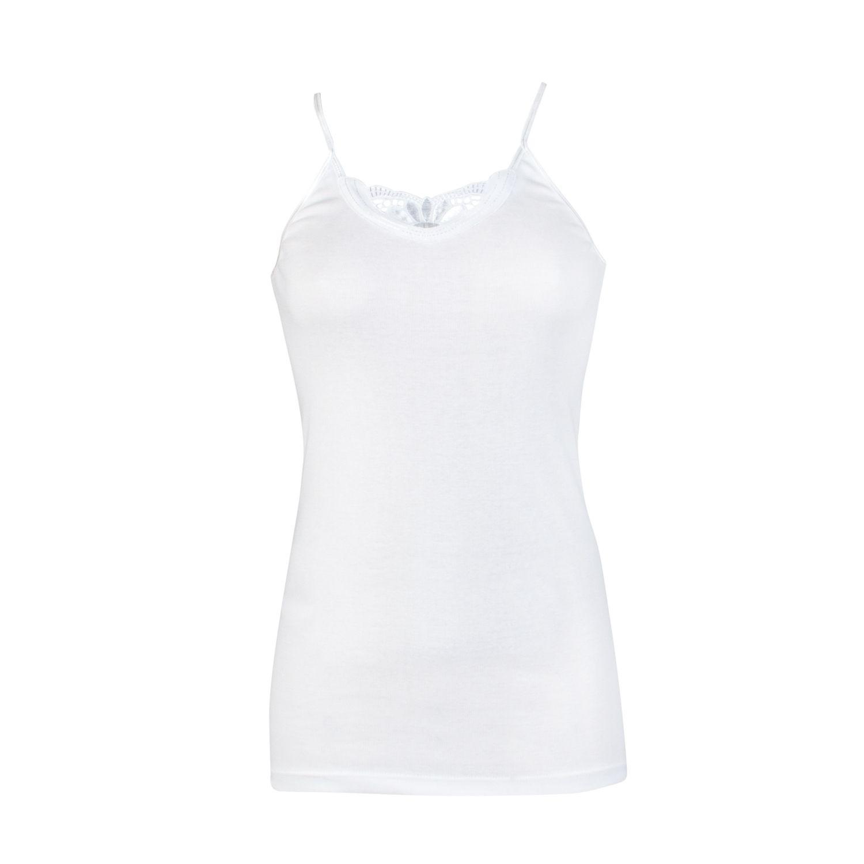 Beeren dames hemd Jessica-M-Wit