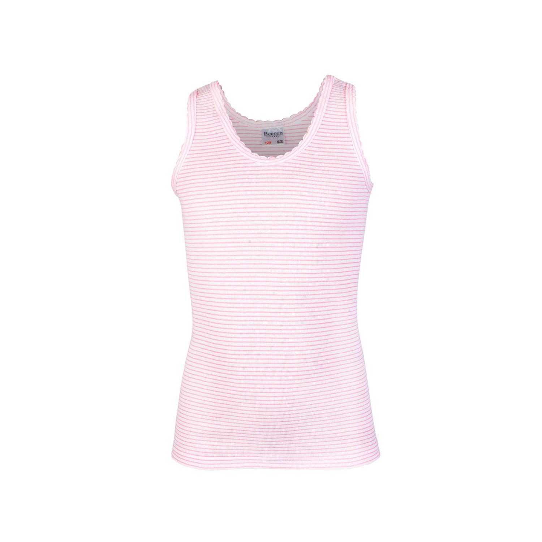 Beeren Cindy meisjes hemd-104-rose gestreept