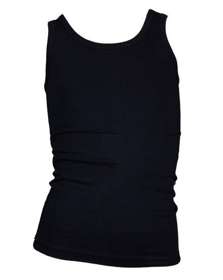 Image of Jongens hemd Beeren Comfort Feeling-104/116-Donker blauw