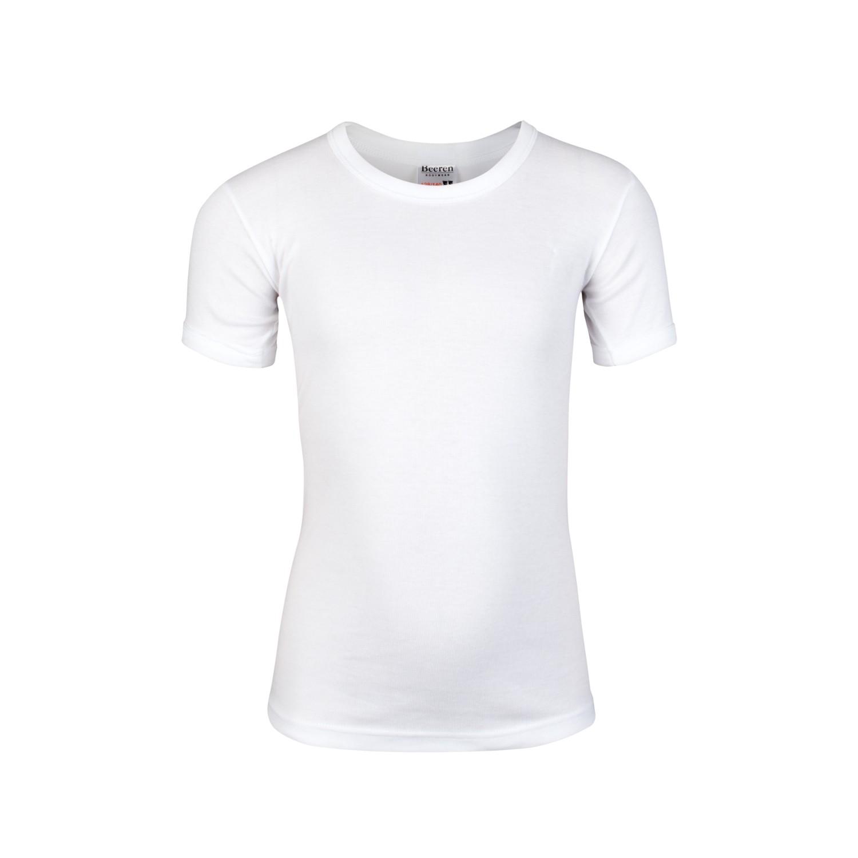 Beeren T-shirt 100% katoen-164-Wit