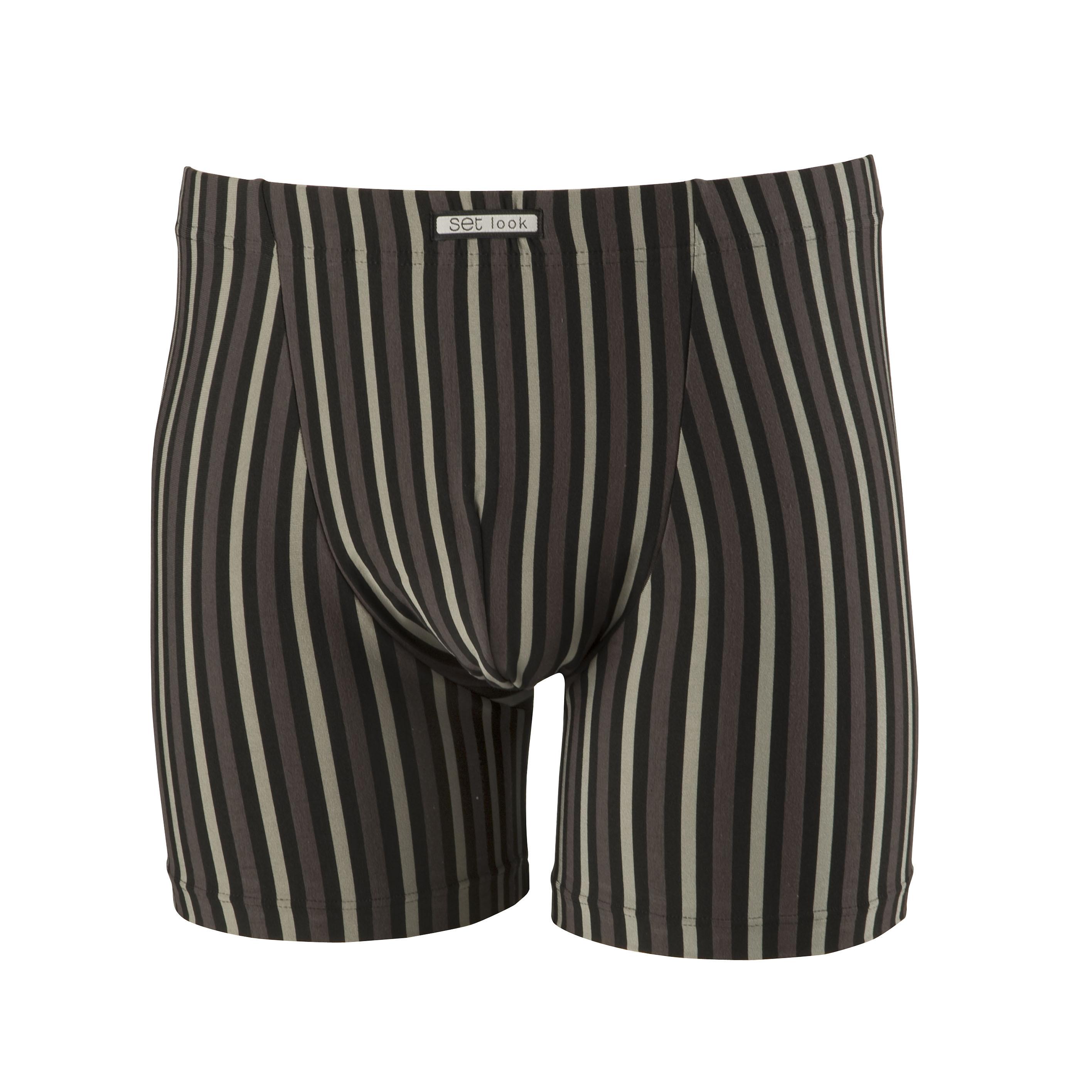 Set boxershort 17533 - 2768 grijs-M