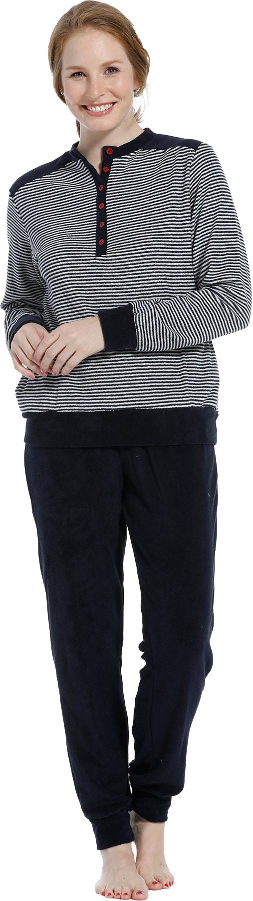 Dames badstof pyjama Pastunette 20182-111-4-42