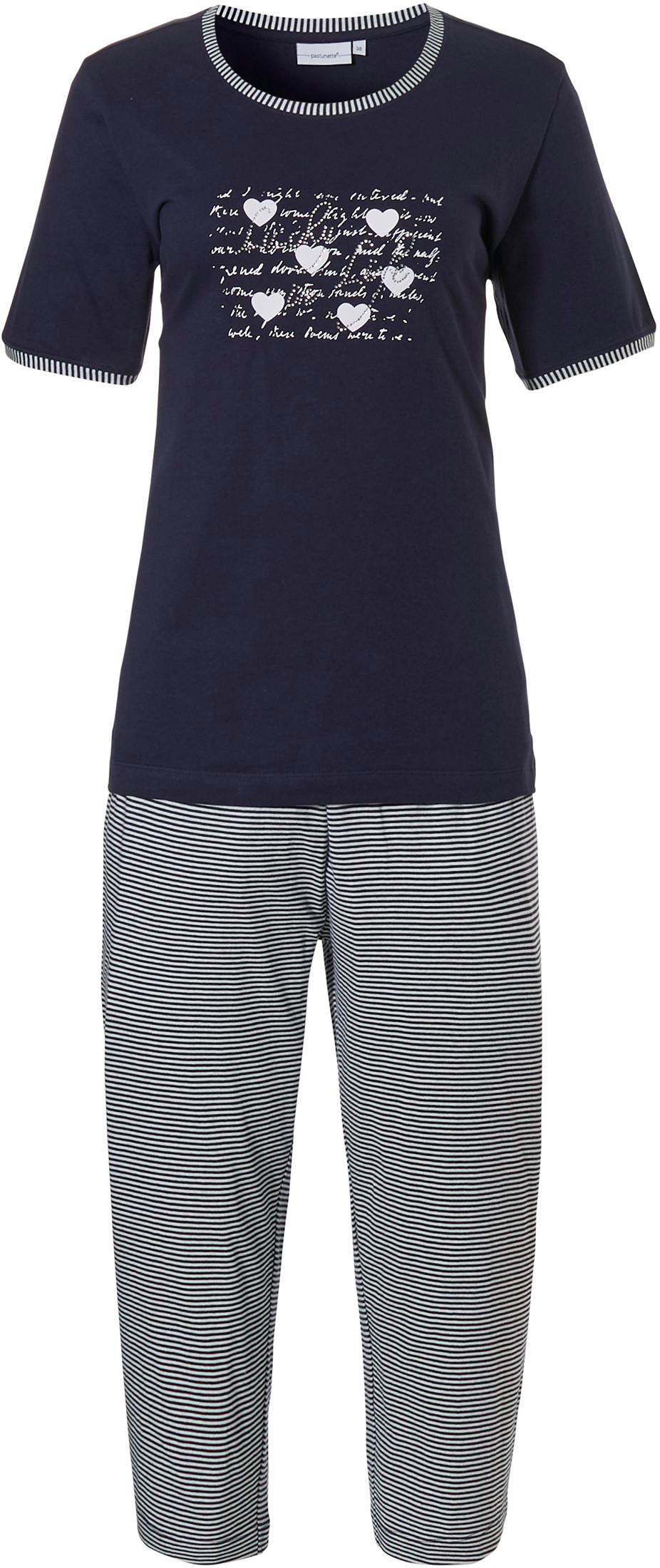 Dames pyjama Pastunette 20211-136-3-38