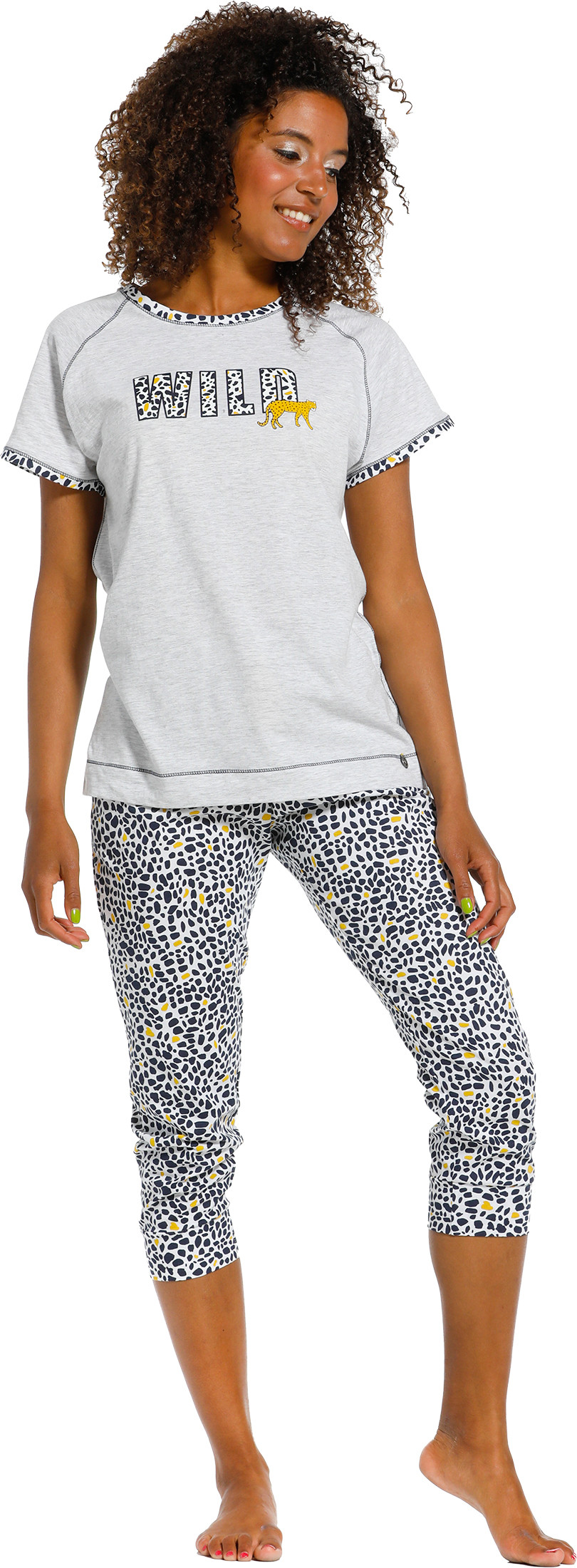 Dames pyjama Rebelle 21211-407-2-40