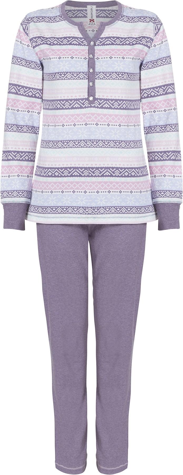 Van Van Gemert Ondermode Dames pyjama Rebelle 2172-210-2-36 Prijsvergelijk nu!
