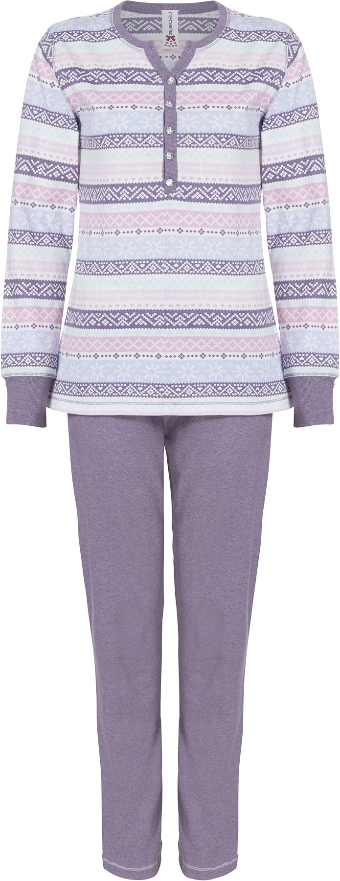 Image of Dames pyjama Rebelle 2172-210-2-36