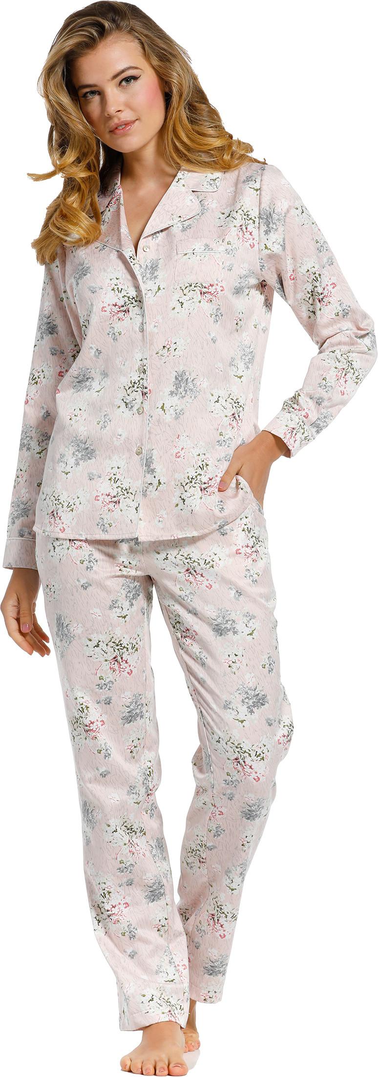 Dames pyjama Pastunette de Luxe satijn 25211-301-6-46