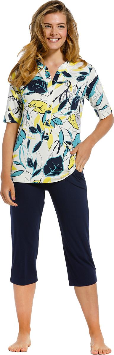 Dames pyjama Pastunette De Luxe 25211-336-4-44
