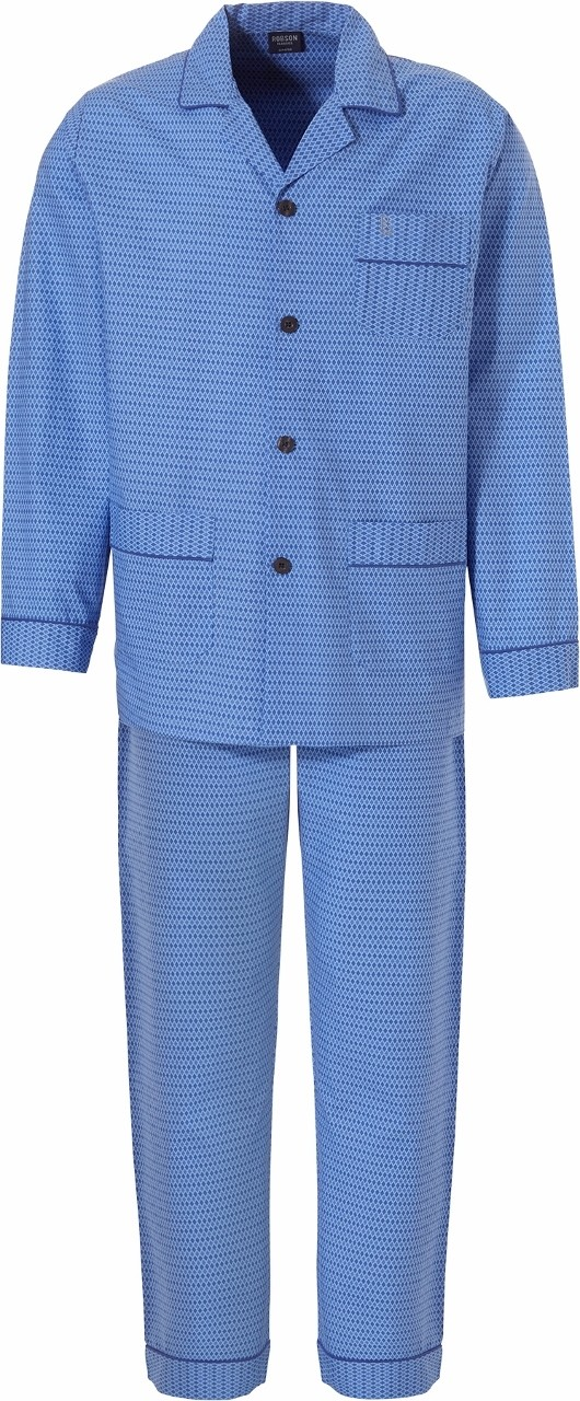 Satijnen heren pyjama Robson 713-6-50