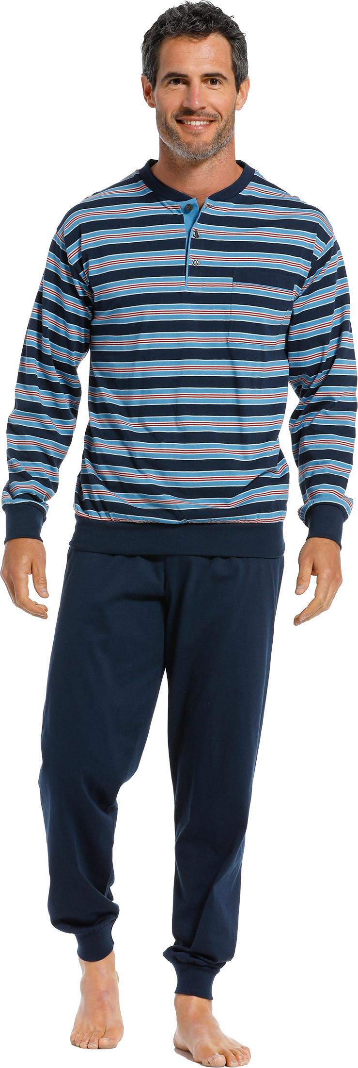 Heren pyjama Robson 27211-703-4-S/48