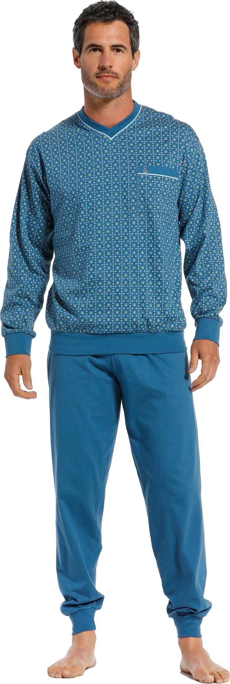 Heren pyjama Robson 27211-708-2-S/48