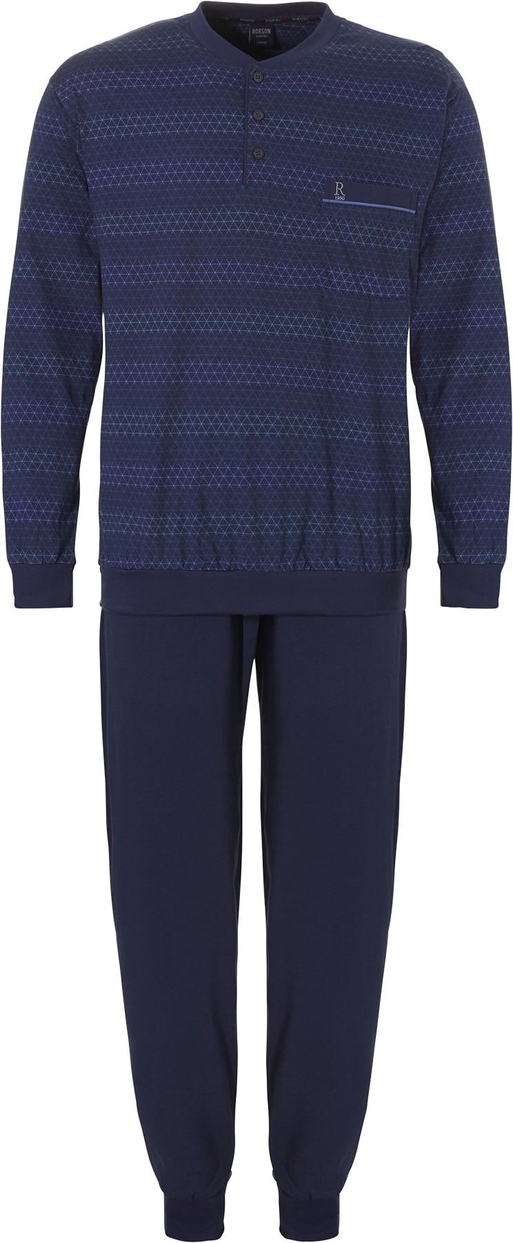 Heren pyjama Robson 702-4 563-48