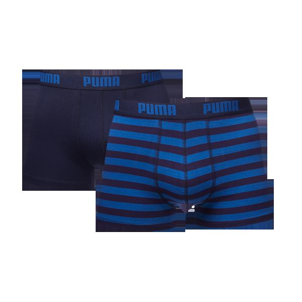 Image of Puma 2 pak heren boxershort 651001001-056-L