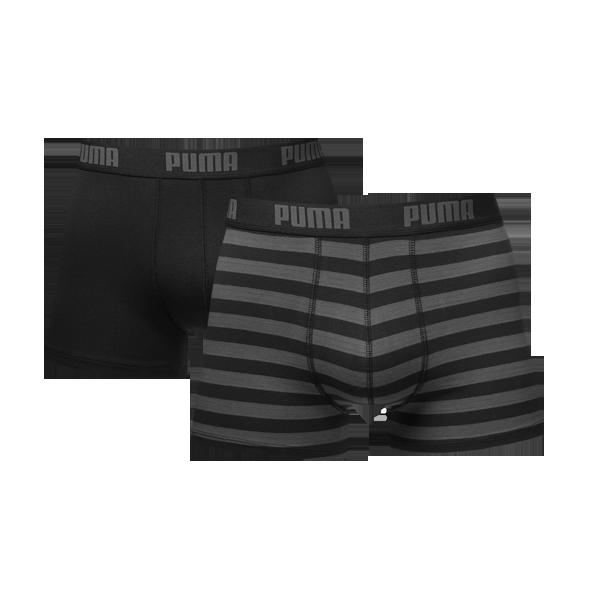 Image of Puma 2 pak heren boxershort 651001001-200-L