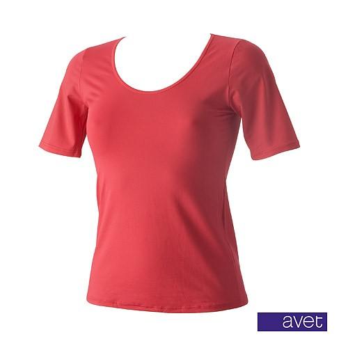 Avet shirt 7690-XL-Zwart