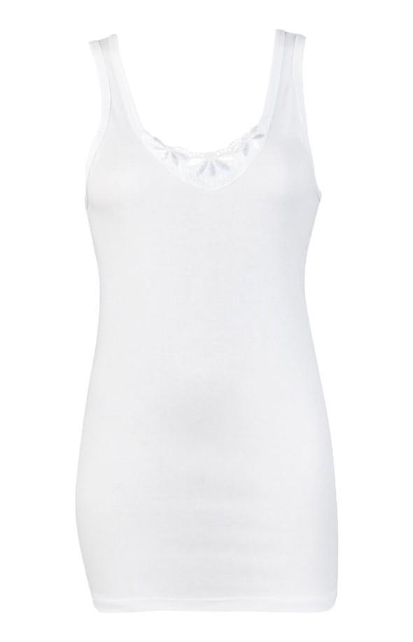 Beeren dames hemd Angela-44-Wit