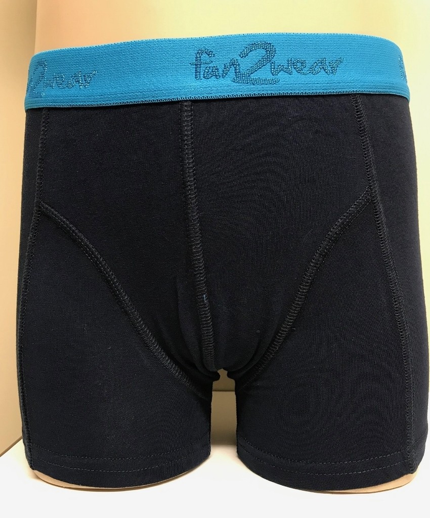Van Van Gemert Ondermode Jongens boxershorts Fun2wear donker blauw-104 Prijsvergelijk nu!