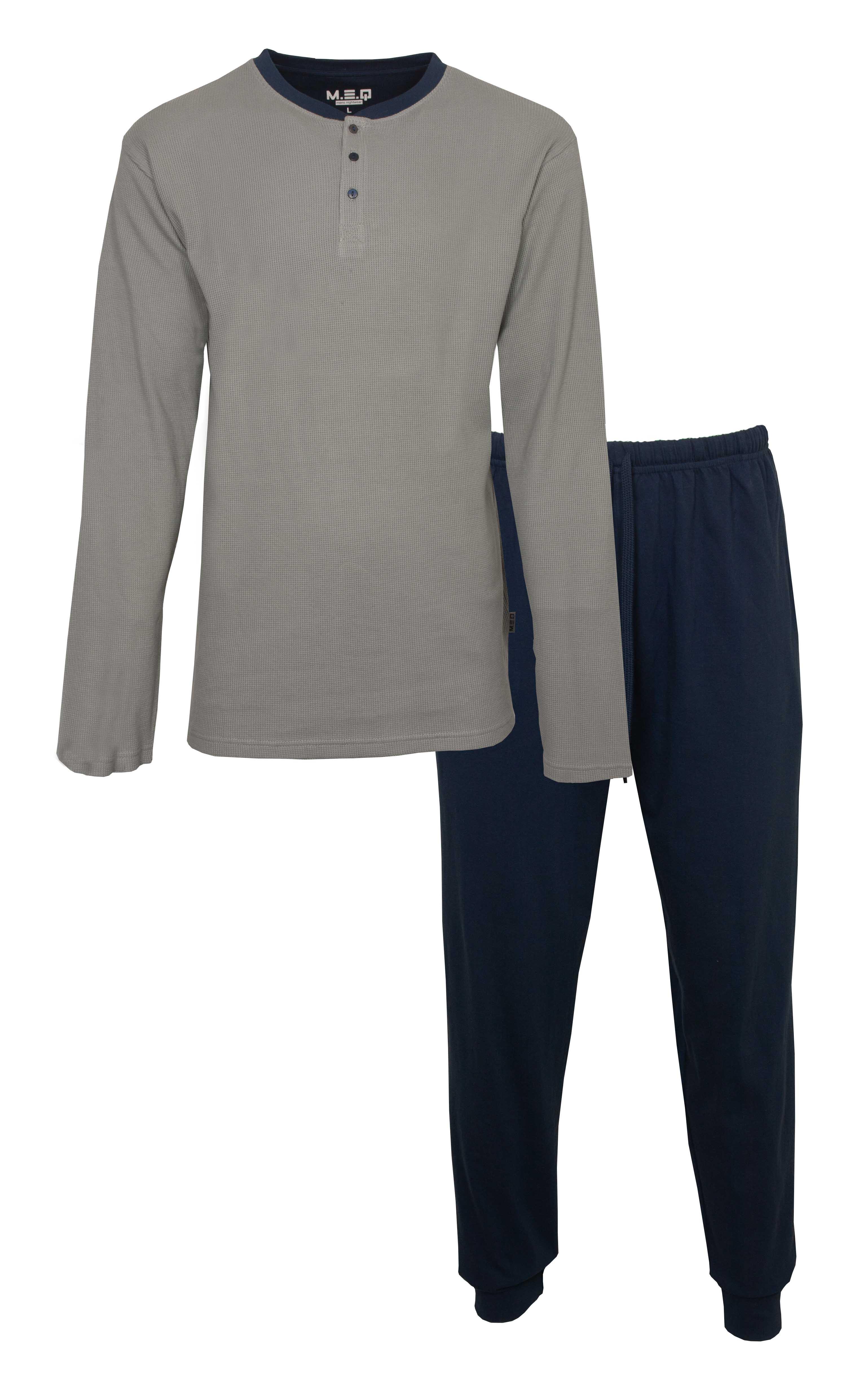 Heren pyjama MEPYH 1108B-L/52