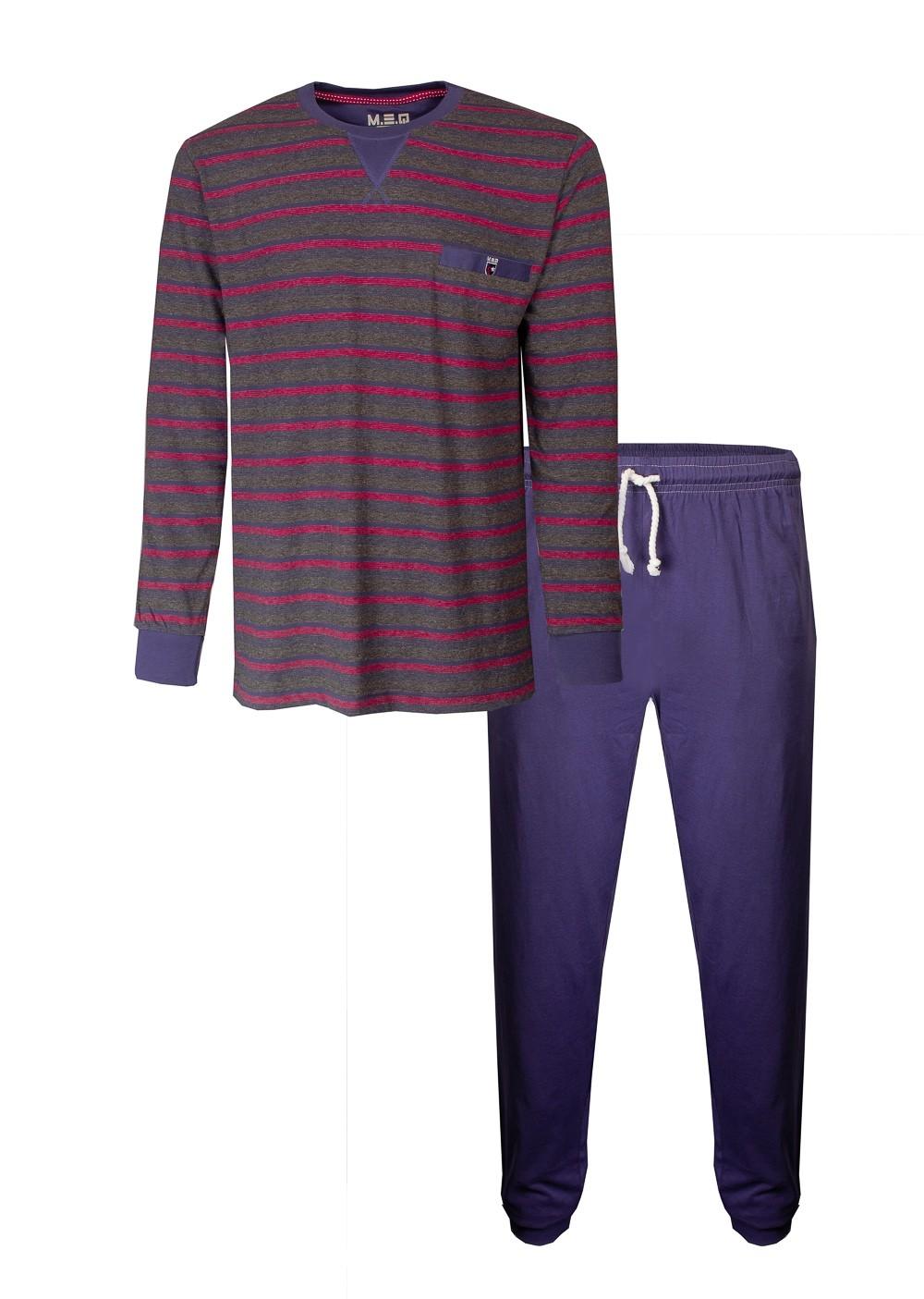 Heren pyjama MEPYH1904A-L/52